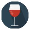 Für ein Glas Wein bist du eigentlich immer zu haben. Oder zwei. Oder drei...